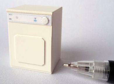 Twenty Fourth Scale White Tumble Dryer - TFDA21