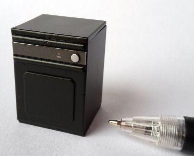 Twenty Fourth Scale Black Tumble Dryer - TFDA30